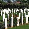 British WWII cemetery
