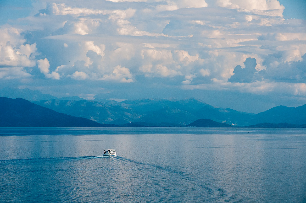 Travel to the Ionian Islands