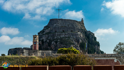 Old Citadel of Corfu