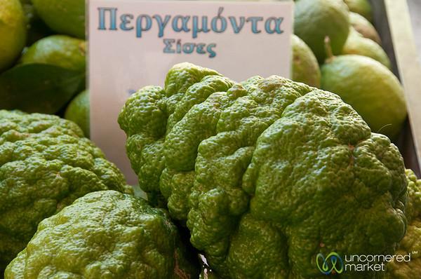Bergamon Orange (Pergamont) - Heraklion, Crete