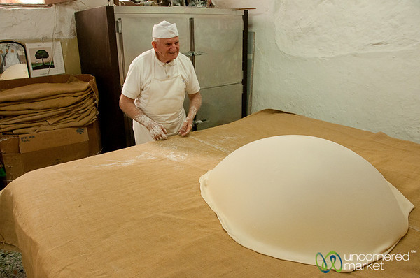 Filo Dough Technique - Rethymnon, Crete
