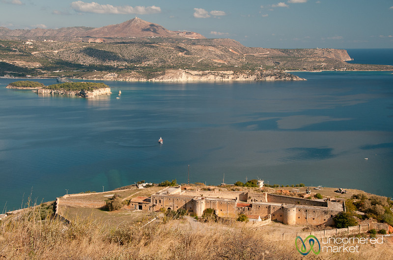 Souda Gulf - Crete, Greece