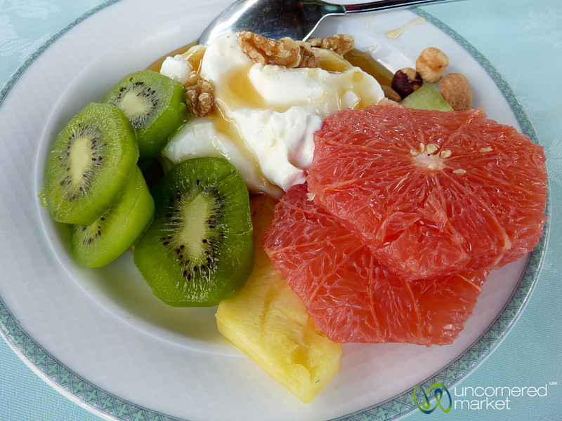 Greek Yogurt and Fruit - Crete