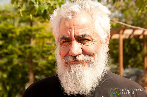 Greek Orthodox Priest - Crete, Greece