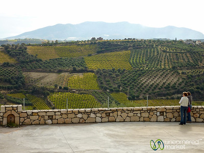 Cretan Agriculture and Hills - Crete, Greece