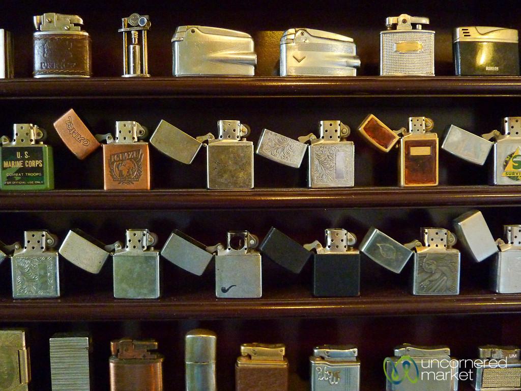 Vintage Lighters - Rethymnon, Crete