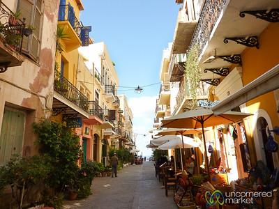 Chania Streets - Crete, Greece