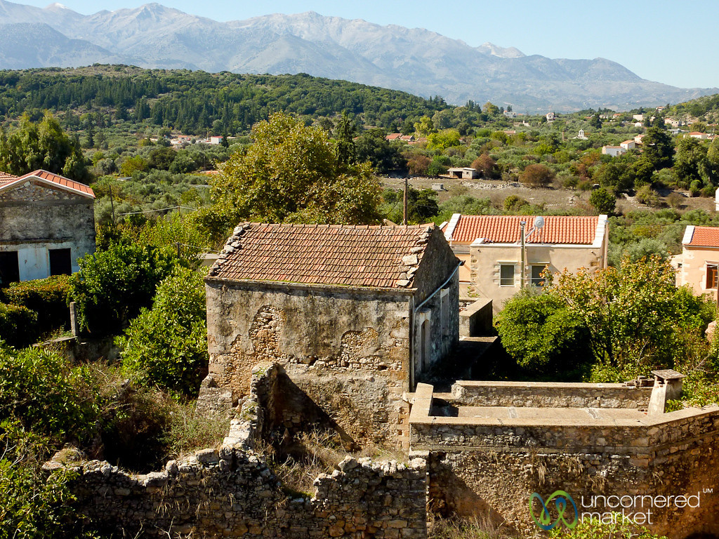Gavalochori Village Views - Crete