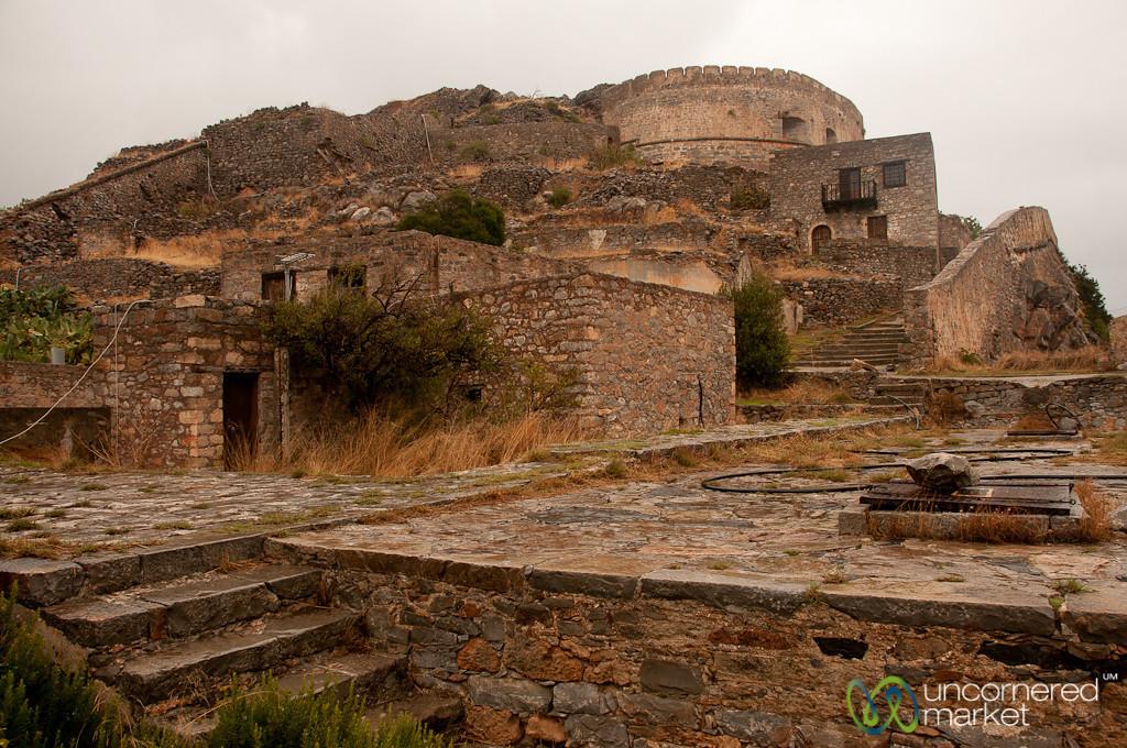 Spinalonga Fort and Island - Crete