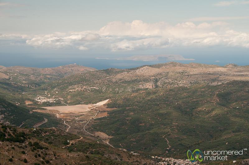 Crete Mountain Views