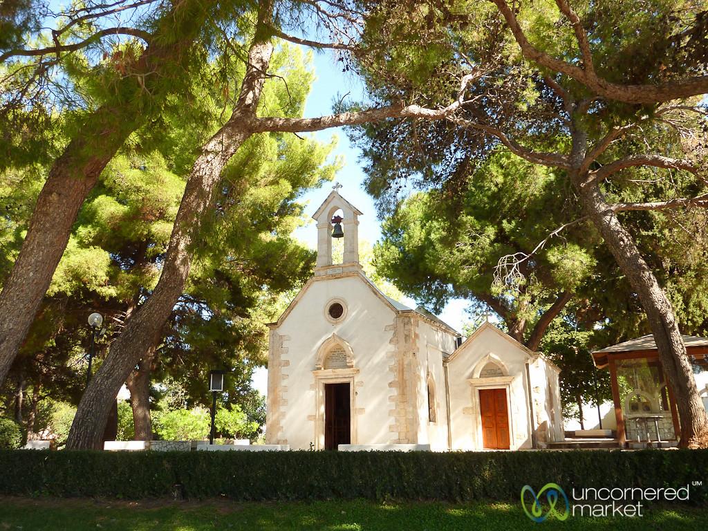 Chapel at Akrotiri - Chania, Crete