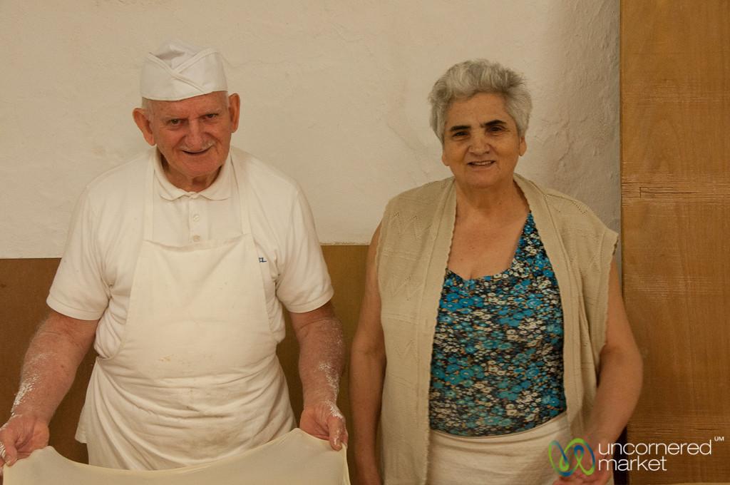 Filo Dough Masters - Rethymnon, Crete