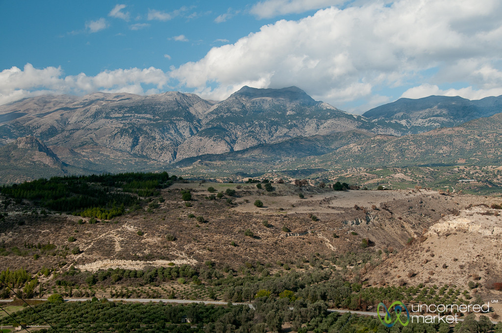 Hills Near Phaestos, Crete