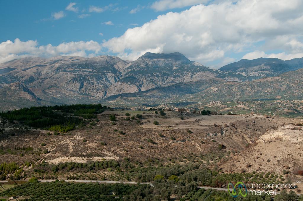 Hills Near Phaestos, Crete