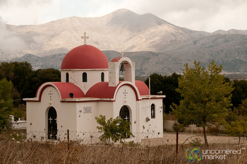 Greek Orthodox Church on Crete