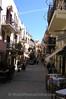 Crete - Hania - Street Scene