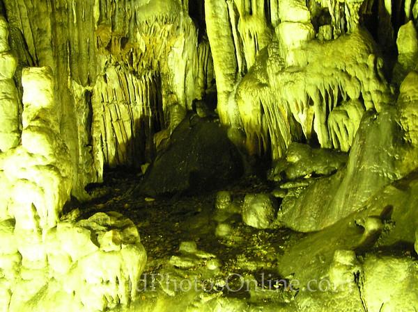 Crete - Dikteon Cave - Inside 1