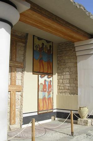 Crete - Knossos - South Propylaeum 1