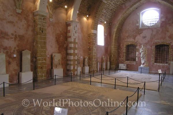 Crete - Hania - Archaeological Museum