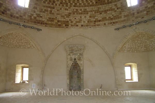 Crete - Rethymno - Venetian Fortress - Turkish Mosque Interior