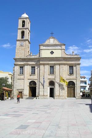 Crete - Hania - Greek Orthodoc Cathedral