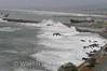 Crete - Rethymno - Coastal Storm