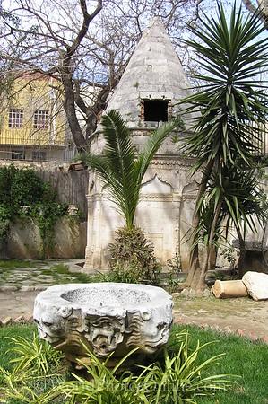 Crete - Hania - Fountain of St Mark