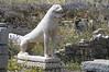 Delos - Terrace of the Lions - Close-up of Lion