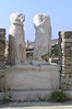 Delos - House of Dioskourides & Cleopatra - Statues