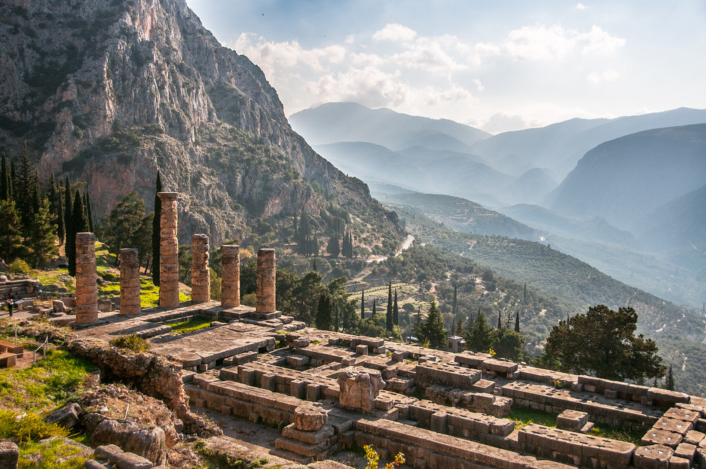 unesco world heritage sites in greece