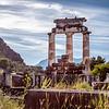 The Tholos Temple, Sanctuary of Athena Pronaia