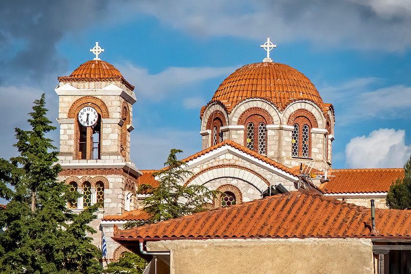 Church of St. Constantine - Delphi