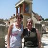 Palace of Minos on Crete