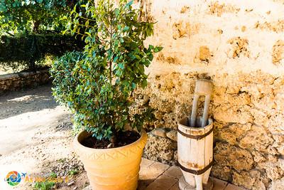 At the Mercouri Winery