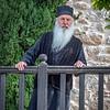 Monk of Holy Monastery of Great Meteoron