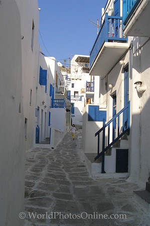 Mykonos - Street