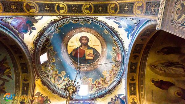 Image of Christos, Saint George Cathedral, Nafplio