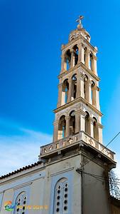 Bell Tower of Metropolitan Church of Agios Georgios, Nafplio