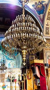 Interior of Saint George Cathedral, Nafplio
