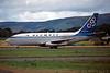 SX-BCK Boeing 737-284 c/n 22400 Glasgow/EGPF/GLA 13-08-95 (35mm slide)