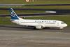SX-BKB Boeing 737-484 c/n 25314 Brussels/EBBR/BRU 31-05-09