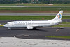 SX-BKU Boeing 737-48E c/n 25764 Dusseldorf/EDDL/DUS 19-07-09