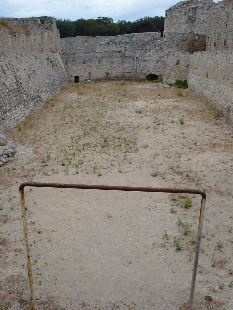 Football Ground - Rhodes Old Town