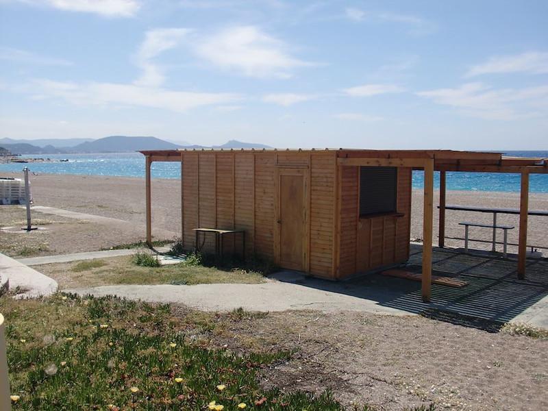 rhodes greece coast