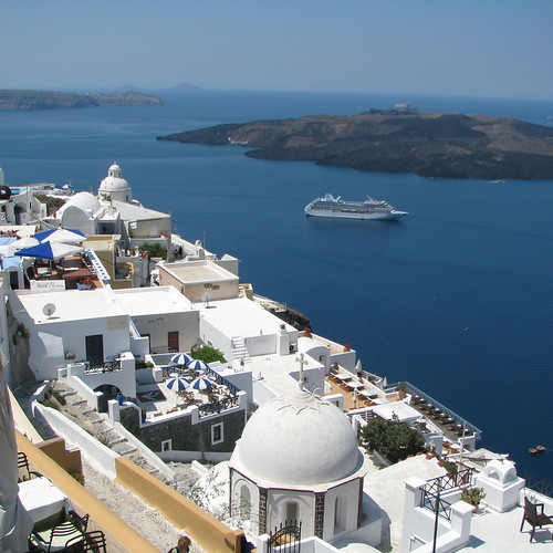 The Best Places in Santorini Greece
