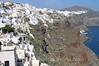 Santorini - Fira overlooking Caldera