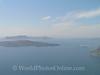 Santorini - View of Nea Kameni