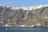 Santorini - View of Fira