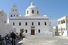 Santorini - Fira - Agiou Mina - 18th century Church