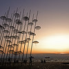 thessalonika umbrellas